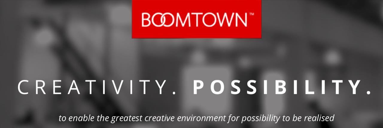 Boomtown logo addo trailrunning